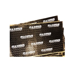 Sound Damping Deadening Sheet Premium Black   Each | Noise Reduction | Vibration Reduction | Shock P