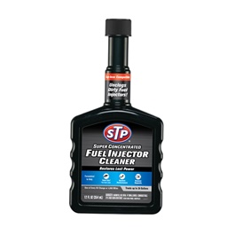 STP Super Concentrated Fuel Injector Black   12 Oz