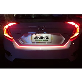 Trunk Knight Rider With 2 Colors Running LED Strip For Car Trunk Brake