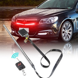 Car Grille Strip Multi Colors Knight Rider With Remote | Hundreds Of Functions