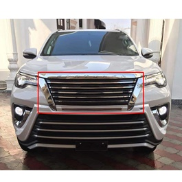 Toyota Fortuner Front Grille China   Model 2016 2020