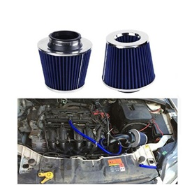 Simota Cold Air Intake Filter Blue   Universal | Universal Car Air Filter Vehicle Induction High Pow