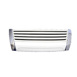Toyota Fortuner Front Grille White   Model 2016 2020