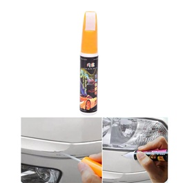 Car Scratch Filling Paint Color Pen Teffta White  | Pro Mending Car Remover Scratch Repair Paint Pen