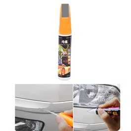 Car Scratch Filling Paint Color Pen Platinum Gray  | Pro Mending Car Remover Scratch Repair Paint Pe