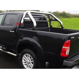 Toyota Hilux Revo Hawk Roll Bar   Model 2016 2020