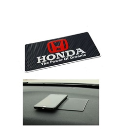 Honda Dashboard Non Slip / Anti Skid Mat With Logo