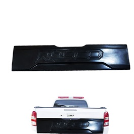 Toyota Hilux Rocco Rear Tailgate Outer Lid Cover  Model 2016 2019