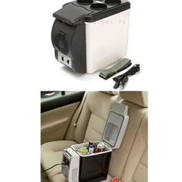 Car Portable Fridge Cool Box 6 Liters   Code 14096