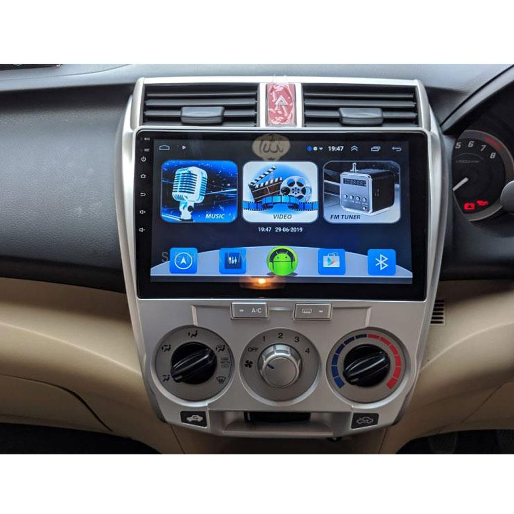 Honda City Car Android Multemedia Player
